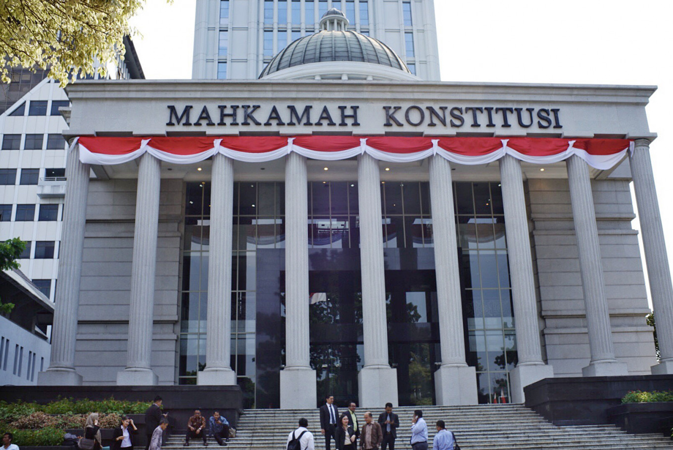 Angered by Perppu on pandemic response, civil groups turn to Constitutional Court