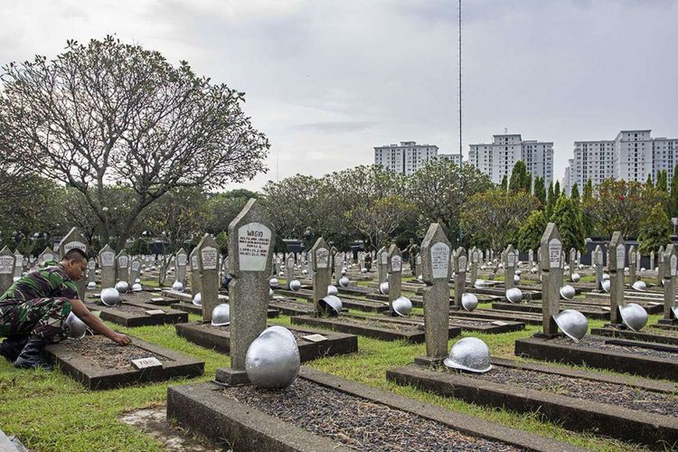 Kalibata Heroes Cemetery to add 900 burial plots
