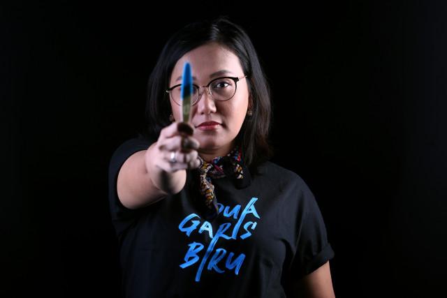 Gina S. Noer defies taboo with 'Dua Garis Biru'