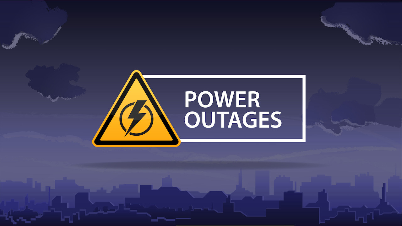 Major power cut hits London and parts of England