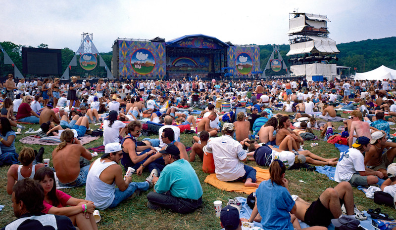 Woodstock producer 'pretty bummed' at missed bid to recreate 1969 activism