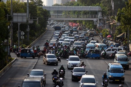 Low hanging fruit for Jakarta's air pollution