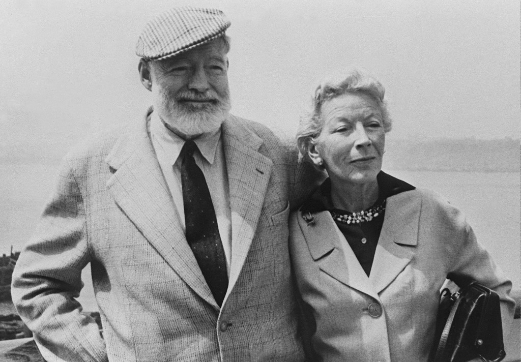 The day Hemingway liberated the Ritz bar in Paris