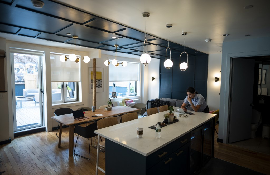New 'coliving' housing option spreads its wings in New York