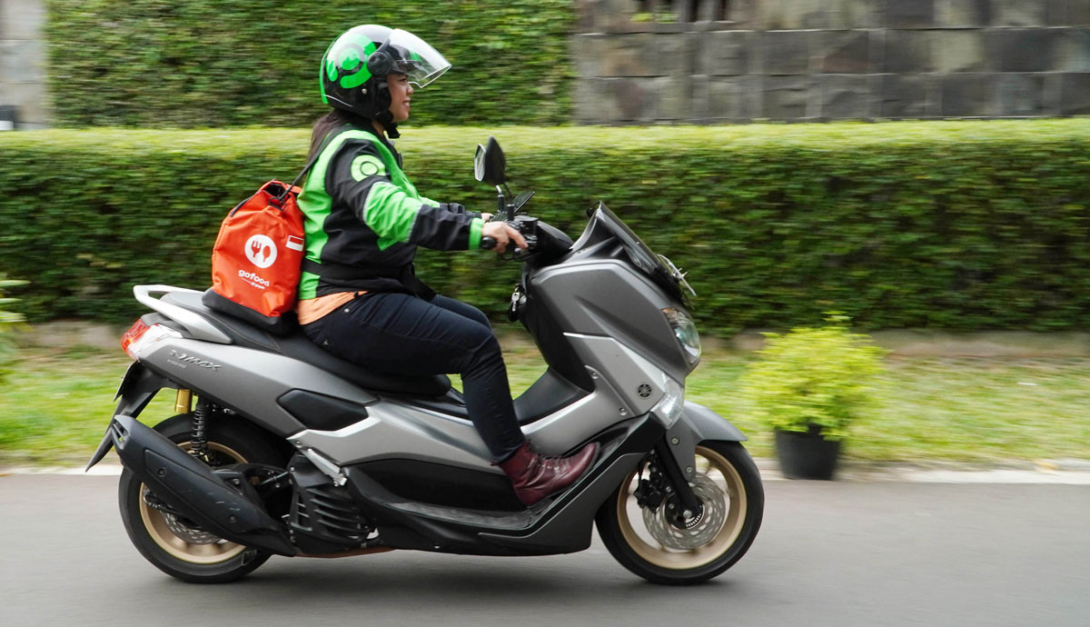 Amazon in talks to invest in Indonesia's Gojek