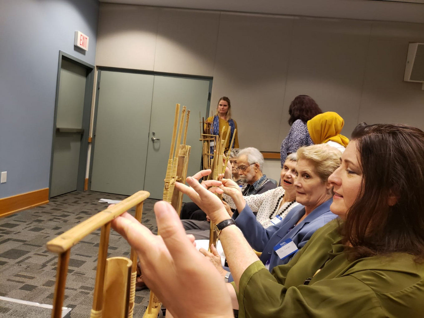 Angklung gets well-deserved excitement in Washington DC