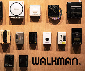 Sony Walkman triggers nostalgia on 40th birthday