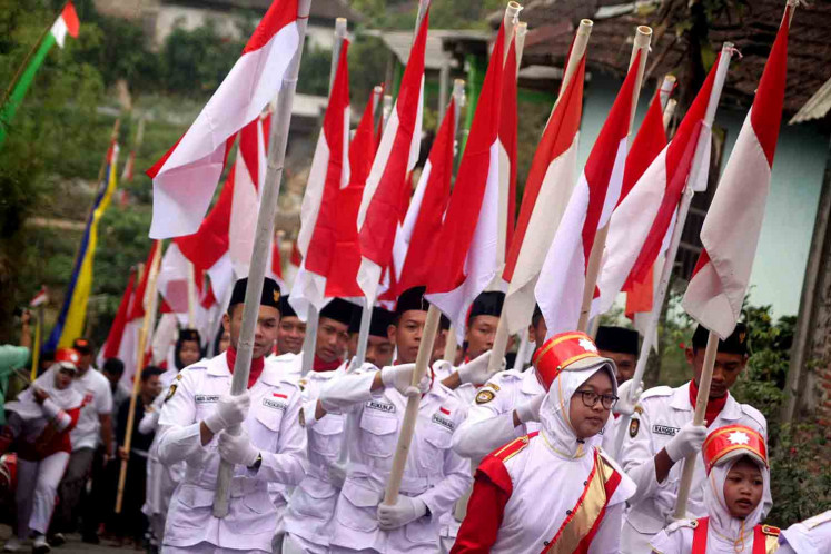 Jakarta bans large-scale public activities for Independence Day