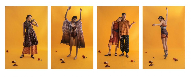 'Ikat' beachwear hits the stores
