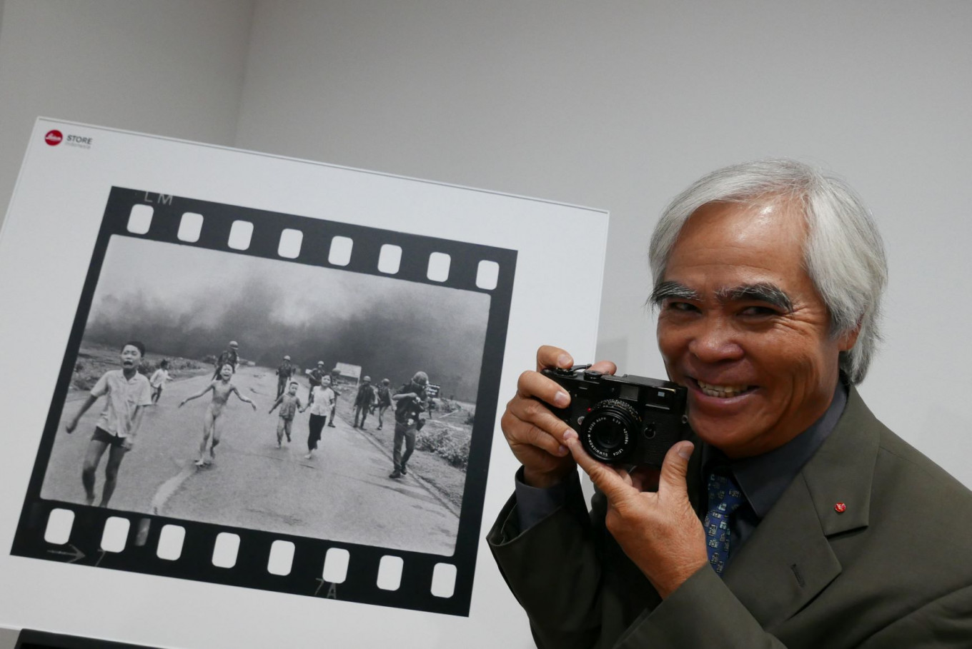 Tragedy and triumph: The career of photographer Nick Ut