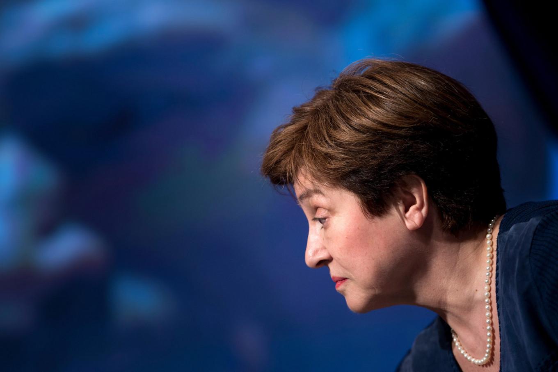 IMF chief Georgieva tells women: Don't accept less!