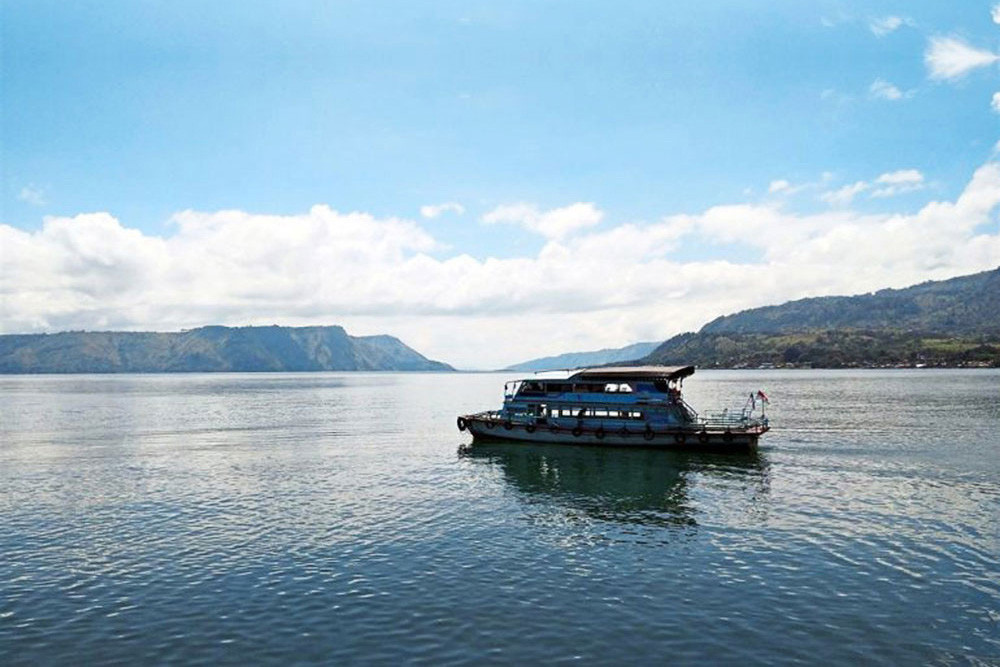 Govt begins construction of Lake Toba tourism villages