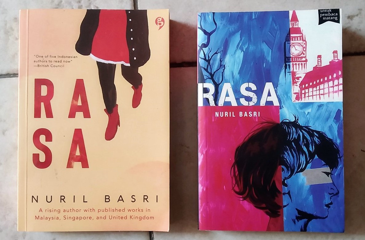 'Rasa': Stop whining and start living