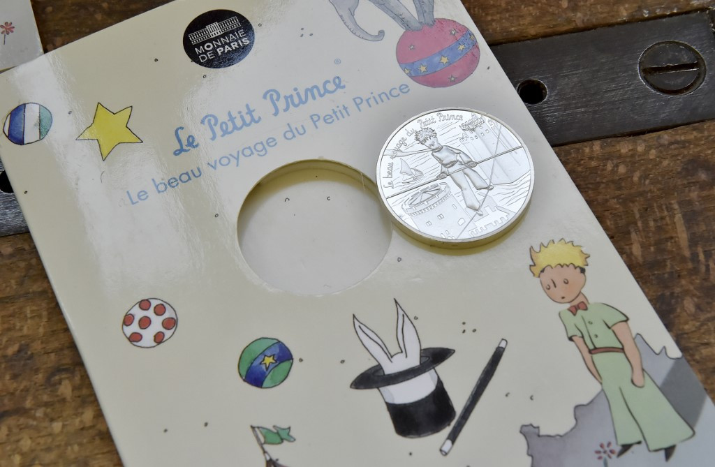 'The Little Prince' sketches found in Switzerland