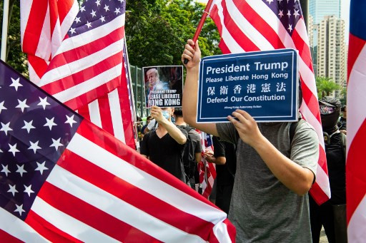 Hong Kong adds another dimension to US-China trade war