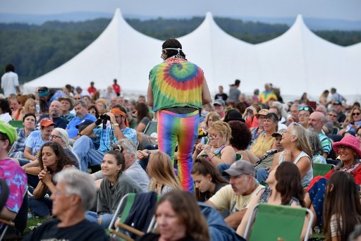 Five decades post-Woodstock, extracting legacy from myth