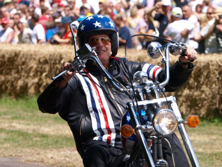 'Easy Rider' star Peter Fonda dead at 79