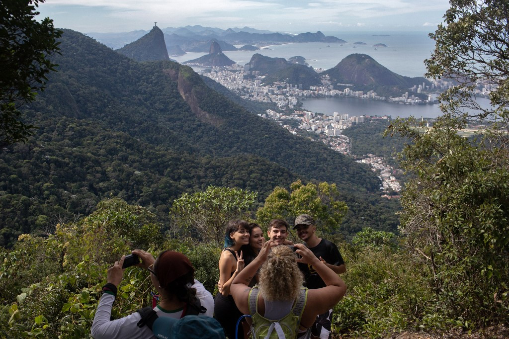 Trans-Brazil trail raises hopes for future of Atlantic Forest