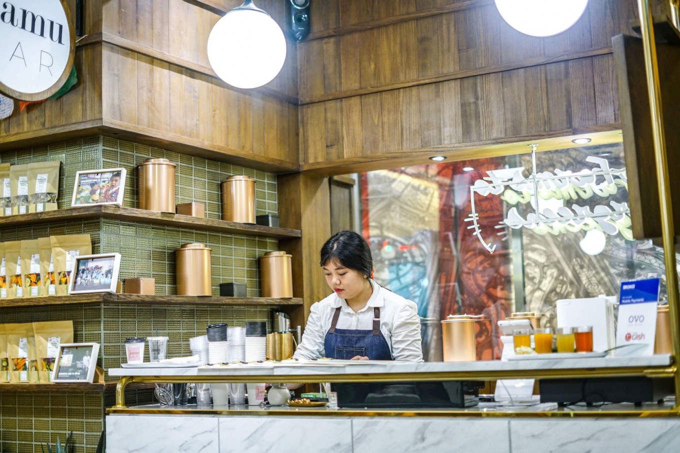 From ice cream to latte: Traditional 'jamu' takes on modern twist