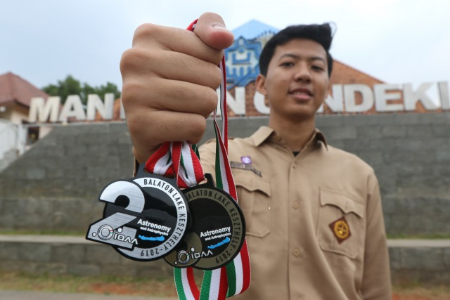 List of national olympiad winners offers glimpse into yawning gaps in Indonesia's education system