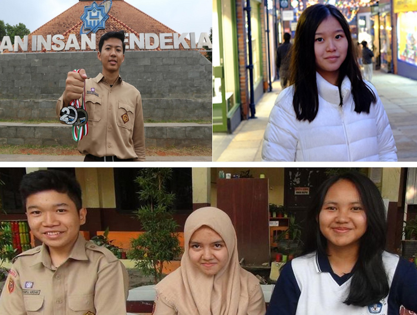 From astronomy to cancer treatment: Indonesian young bright minds make splash on world stage