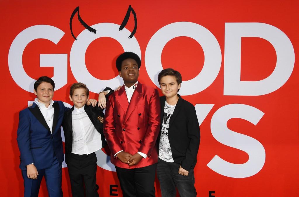 'Good Boys' tops North American box office
