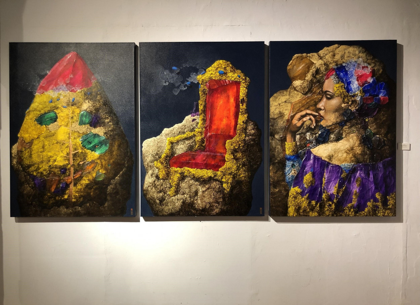 Artists explore Javanese culture in 'Power of Jawa' exhibition