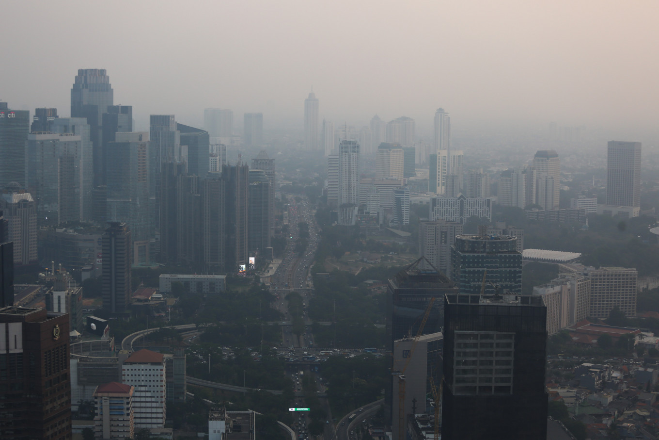 Jakarta needs tough air pollution control; are we ready?