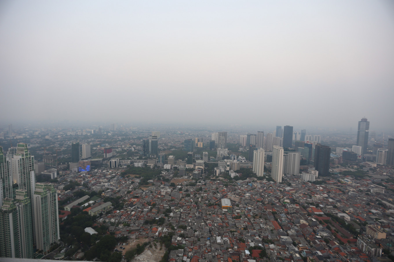 Jakarta sets sights on satellite cities for air pollution control