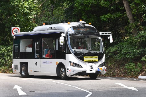 Singapore to trial driverless buses booked with an app
