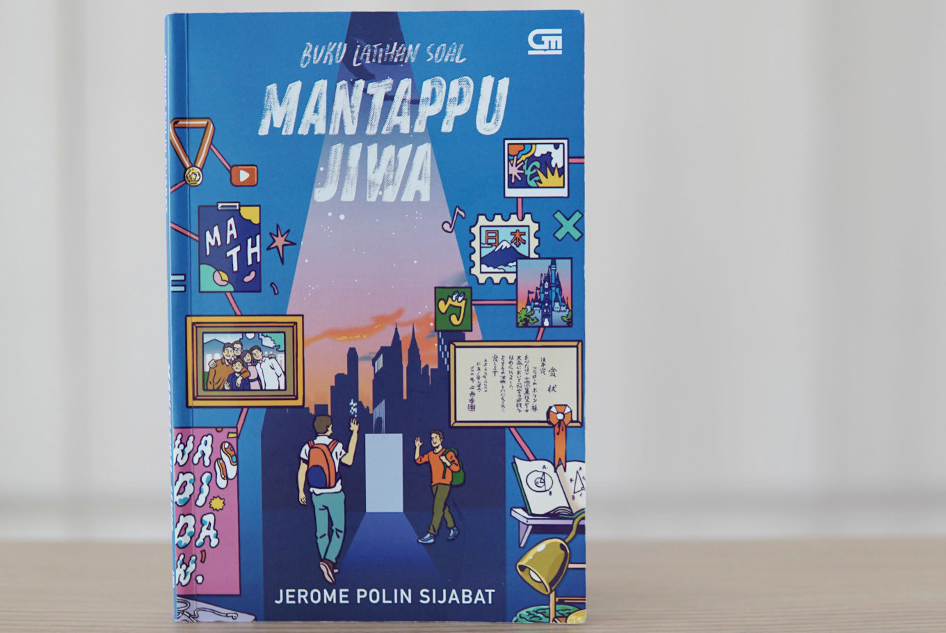 Jerome Polin tells all in 'Mantappu Jiwa'
