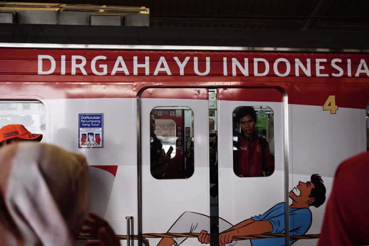 Indonesia celebrates festive Independence Day