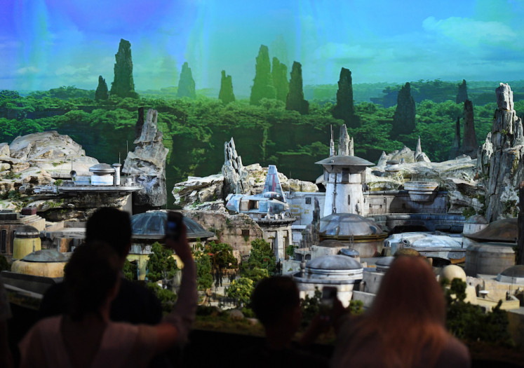 Disney's newest 18-minute Star Wars attraction opens at Disney World Resort Florida