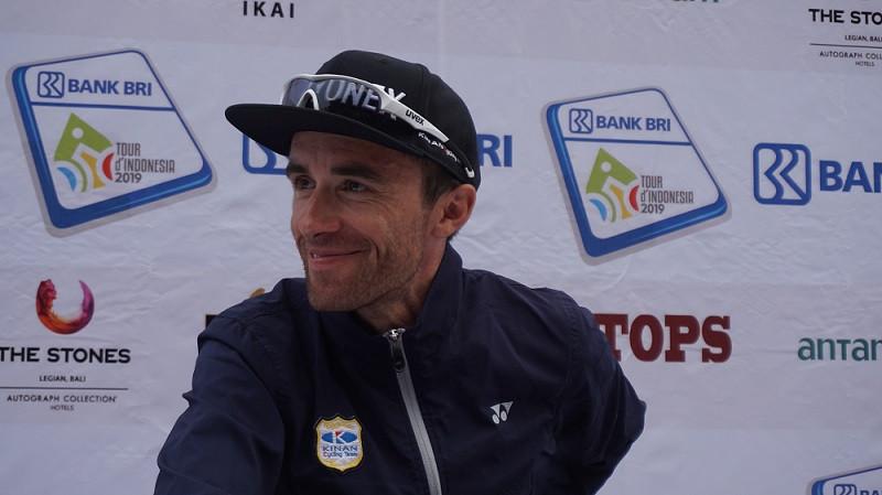 France's Lebas wins 2019 Tour de Indonesia title, despite no stage wins