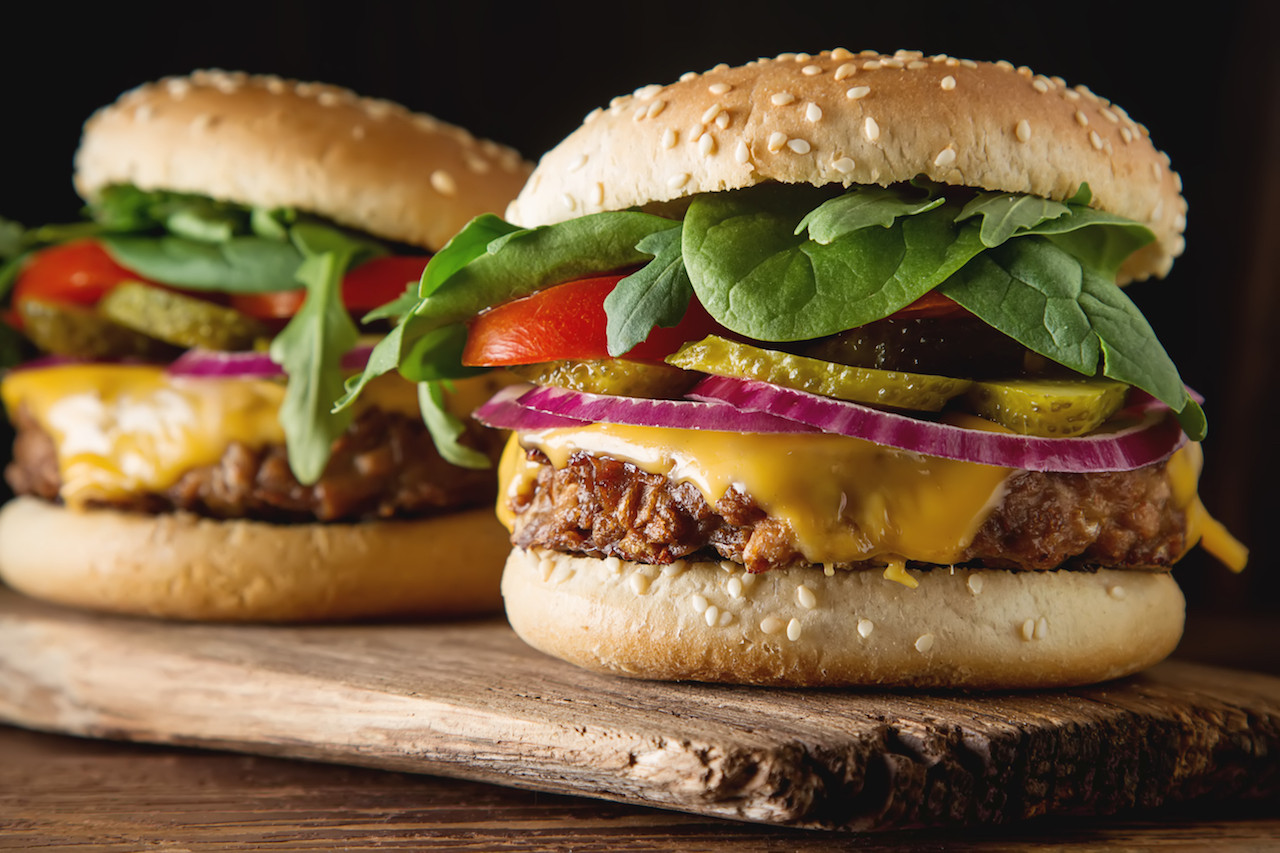 Nestle revamps veggie burger recipe amid competition