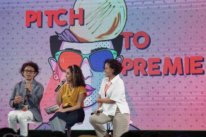 Mira Lesmana, Riri Riza hint at new projects with Sherina Munaf