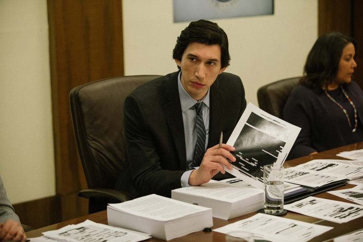 Teaser unveiled for post-9/11 investigative thriller 'The Report'