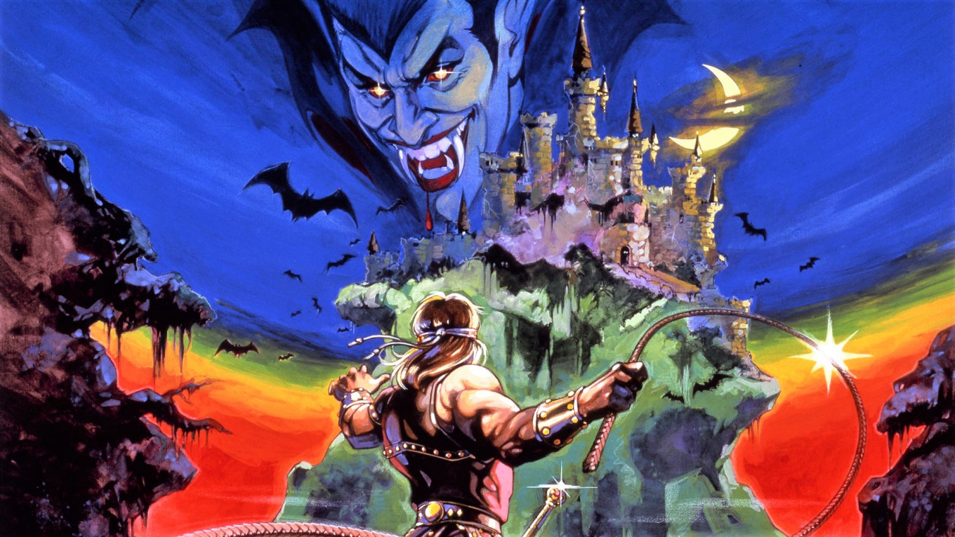 Game review: Vampire delight through 'Castlevania's Anniversary Collection'