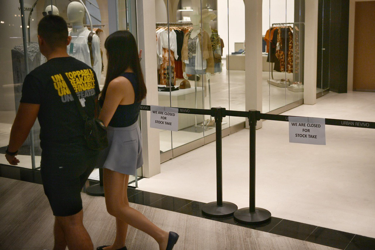 Toddler dies after standing mirror falls on her in fashion store at Jewel Changi Airport