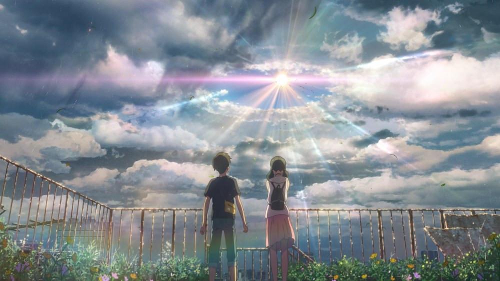 'Weathering with You': Makoto Shinkai's most urgent film