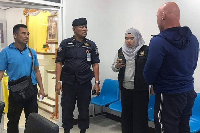 Norwegian charged with strangling Brit in Thailand gets bail