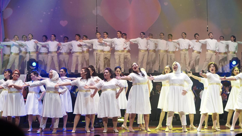 Paragita takes a trip down memory lane for anniversary concert