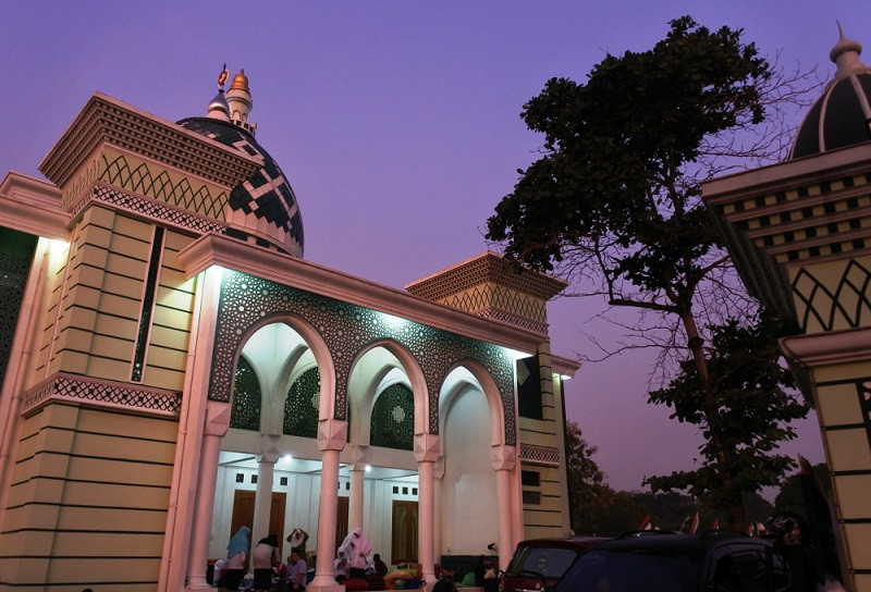 English for Indonesia comes to Gontor Islamic boarding school