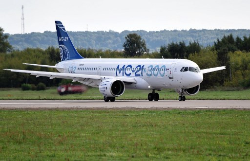 Russia aims high with new passenger plane