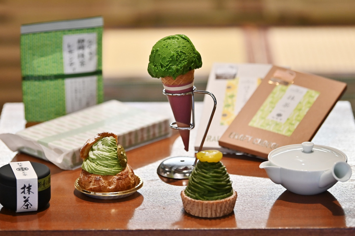 Can global matcha craze save Japan's tea industry?