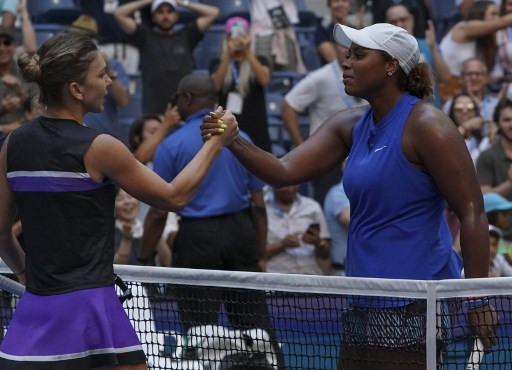 Taylor Townsend Shocks U.S. Open with Upset of Simona Halep