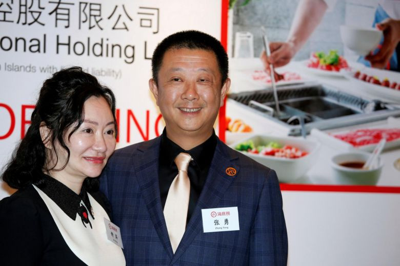 Hotpot billionaire Zhang Yong ousts Far East's Ng brothers to top Forbes list of Singapore's richest