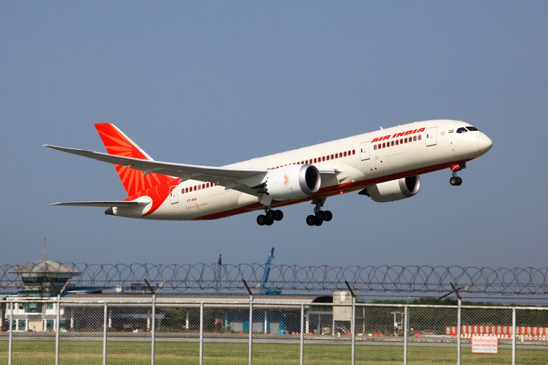 Air India to stop using single-use plastic on flights