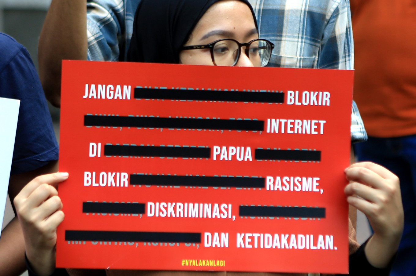 Blackout lacks 'substance, procedures': Jokowi sued over govt-imposed internet ban in Papua