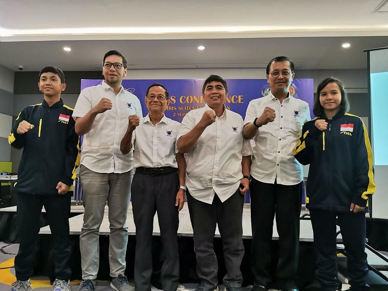 Yogyakarta to host 24th ITTF Asian table tennis championship